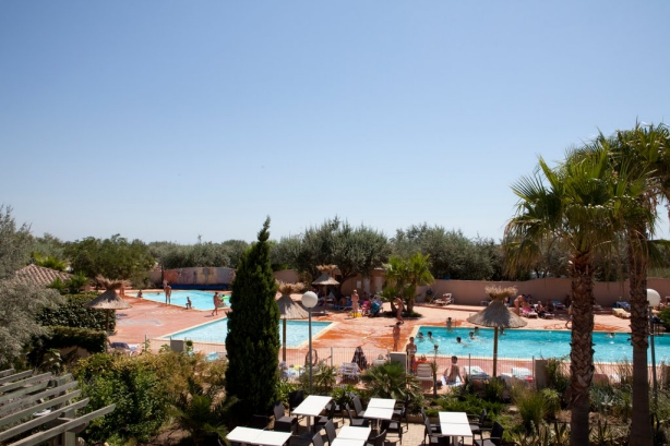 Camping cottage village 3 toiles fleury toocamp - Camping cottage village aux hamacs a fleury ...
