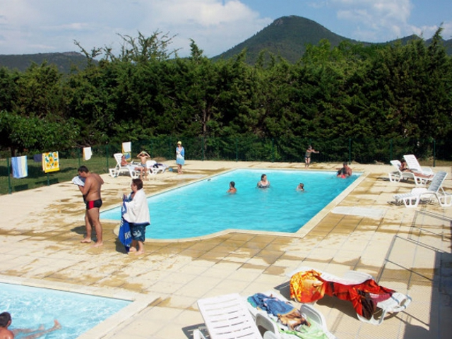 Camping - La Sapinette - Quillan - Languedoc-Roussillon - France