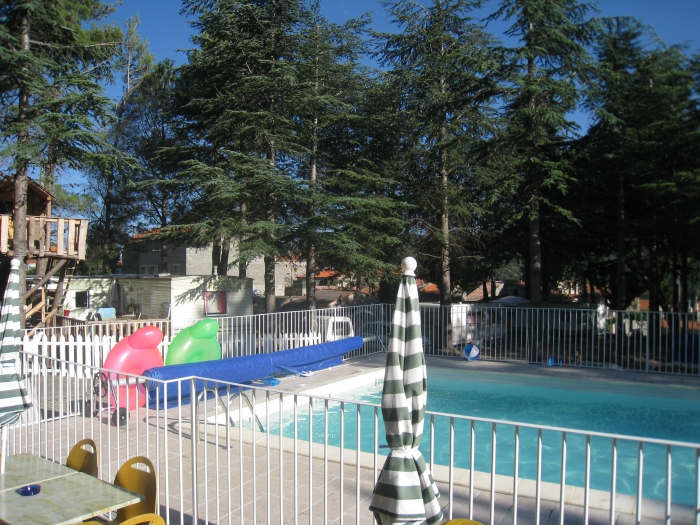 Camping - La Source - Sournia - Languedoc-Roussillon - France