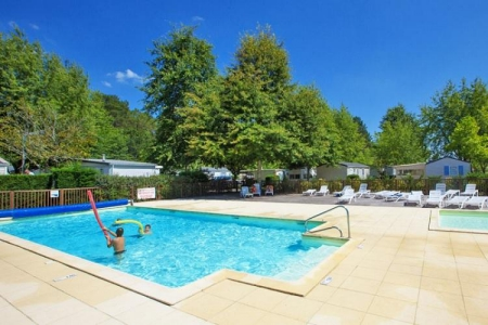 Camping - Camping Azur - Aquitaine - France