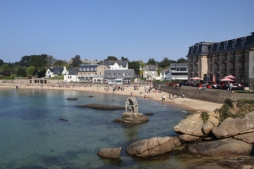 Camping - Perros-Guirec - Bretagne - Le Claire Fontaine