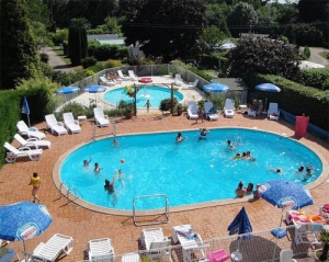 Camping - Le Clos Normand - Bourg-Achard - Haute-Normandie - France
