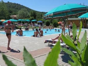 Camping - Le Ginestre - Arezzo - Toscane - Italie