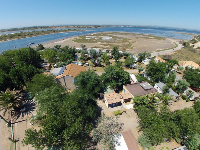 Camping - Le Nautic - Marseillan - Languedoc-Roussillon - France