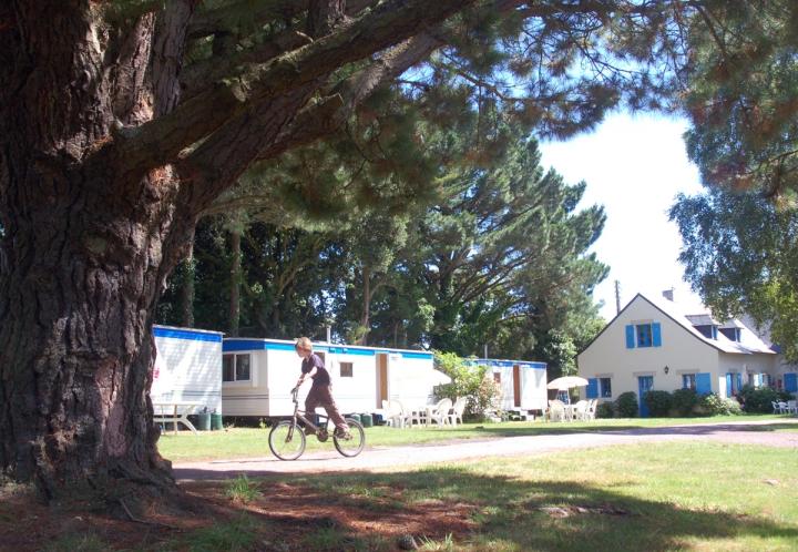 Camping Le Parc Sainte-brigitte