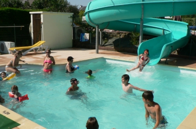 Camping - Le Rhuys - Theix - Bretagne - France