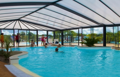 Camping les aliz s camping kerbalanec 22300 lannion for Horaire piscine lannion