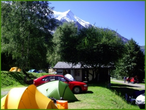 Camping les plans 1 toiles saint cl ment toocamp for Camping chamonix piscine