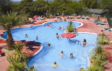Camping Les Cottages De Pescalunes
