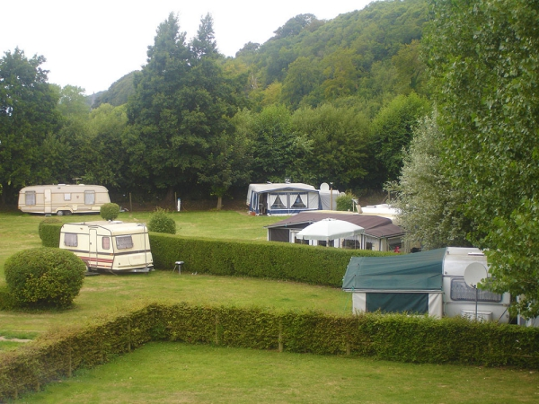 Camping les mouettes 3 toiles veules les roses toocamp for Camping haute normandie piscine