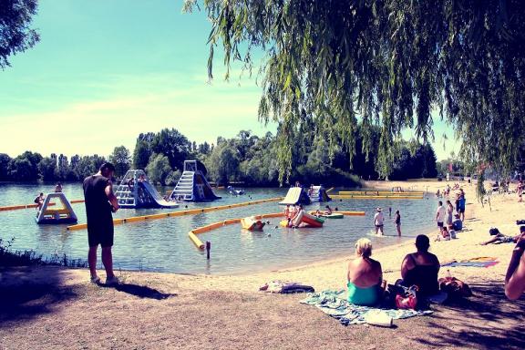 Camping champagne ardennes parc aquatique 5 campings for Camping champagne ardennes avec piscine