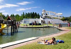 Camping les jardins de tivoli 4 toiles le grau du roi - Camping grau du roi avec piscine ...