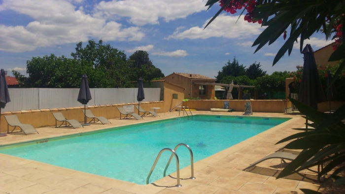 Camping - Massillargues-Attuech - Languedoc-Roussillon - l'Olivier