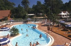 Camping - Lou Galip - Biscarrosse - Aquitaine - France