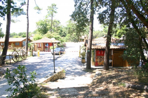 Camping - Soulac-sur-Mer - Aquitaine - Mussonville