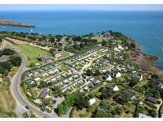 Camping - Cancale - Bretagne - Port-Mer