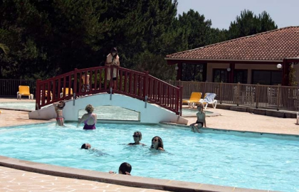 Camping - Résidence Club Mar Grana - Moliets-et-Maa - Aquitaine - France