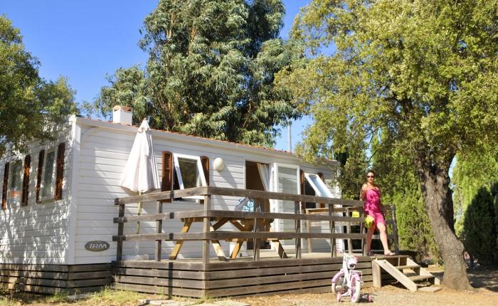 Camping riviera d 39 azur 5 toiles saint aygulf toocamp - Camping les jardins de la mer antibes ...