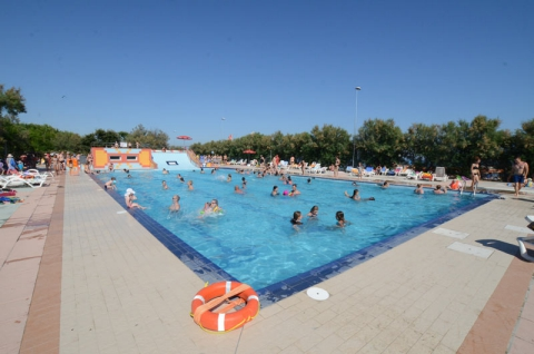 Camping - Camping Caorle - Vénétie - Italie