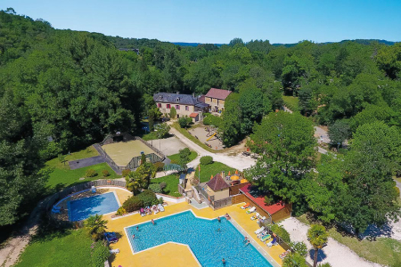 Camping - Camping Carsac-Aillac - Aquitaine - France