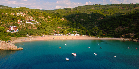 Camping - Kastri - Thessalie - Camping Kastri Beach