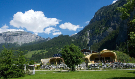 Camping - Trin - Suisse Orientale - Camping Trin