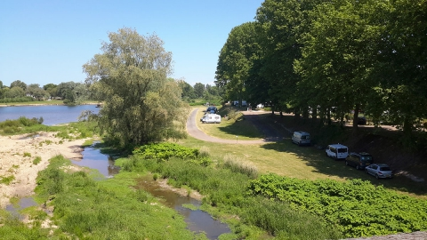 Camping - Nevers - Bourgogne - Camping de Nevers