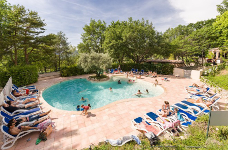 Camping - Camping Aiguines - Provence-Alpes-Côte d'Azur - France