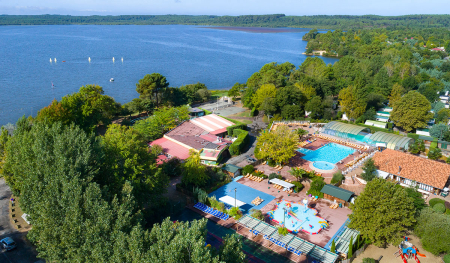 Camping - Camping Vielle-Saint-Girons pas cher - Aquitaine - France