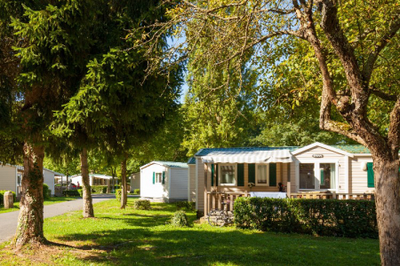 Camping Le Soleil De Crcy  toiles  Crcy La Chapelle  Toocamp