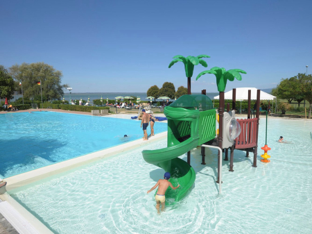 Camping - Sant Arcangelo - Ombrie - Polvese