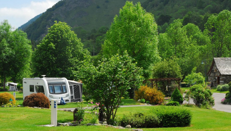 Camping - Camping Estaing - Midi-Pyrénées - France