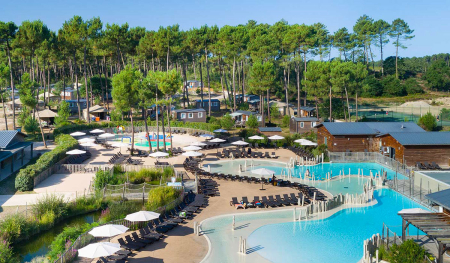 Camping - Camping Soustons pas cher - Aquitaine - France