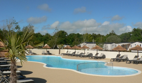 Camping - Camping Vensac - Aquitaine - France