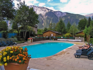 Camping - Camping Le Bourg-d'Oisans - Rhône-Alpes - France