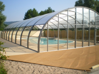 Camping aux cygnes d 39 opale 3 toiles blangy sur bresle for Camping haute normandie piscine