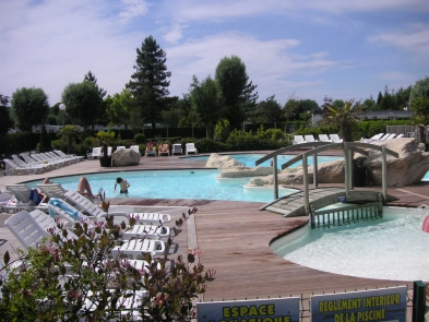 Camping des roses 4 toiles quend toocamp for Camping picardie piscine