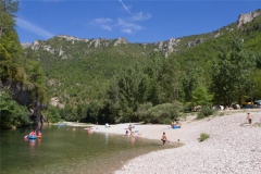 Camping - Camping Les Vignes - Languedoc-Roussillon - France