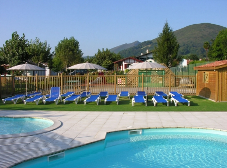 Camping - Camping Sare - Aquitaine - France