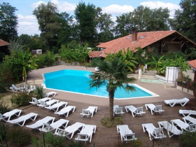 Camping - Saint-Justin - Aquitaine - Le Pin #1