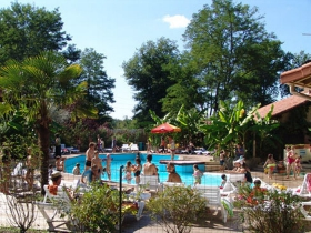 Camping - Saint-Justin - Aquitaine - Le Pin #2