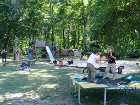 Camping - Saint-Justin - Aquitaine - Le Pin #5