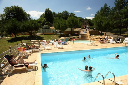 Camping - Camping Proissans - Aquitaine - France
