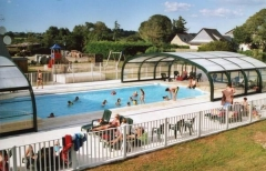 Camping - Camping Billiers - Bretagne - France
