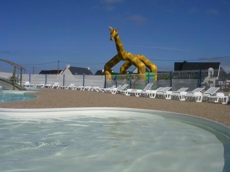 Camping park er lann 3 toiles saint pierre quiberon for Camping piscine quiberon