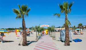 Camping - Sottomarina di Chioggia - Vénétie - Camping Tropical