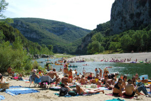 Camping - Camping du Pont d'Arc - Vallon-Pont-d'Arc - Rhône-Alpes - France