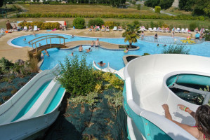Camping - Isigny-sur-Mer - Basse-Normandie - Le Fanal