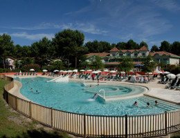 Camping - Village Domaine du Golf - Lacanau - Aquitaine - France