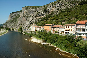 Camping - Camping Anduze - Languedoc-Roussillon - France